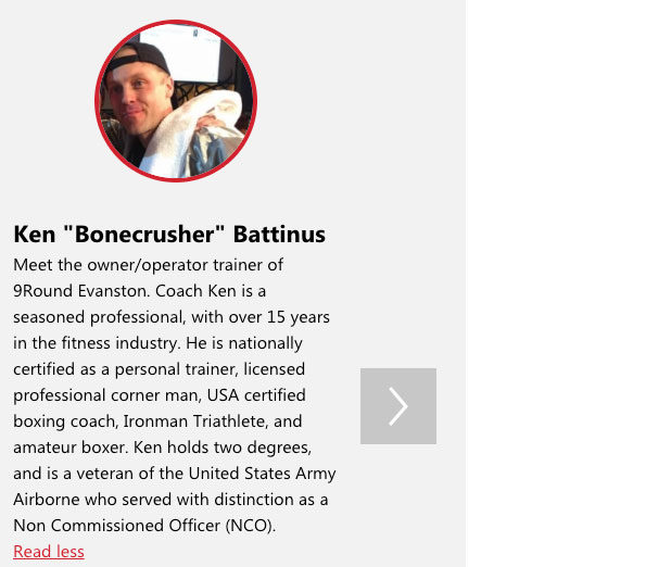 Ken Battinus Evanston Profile