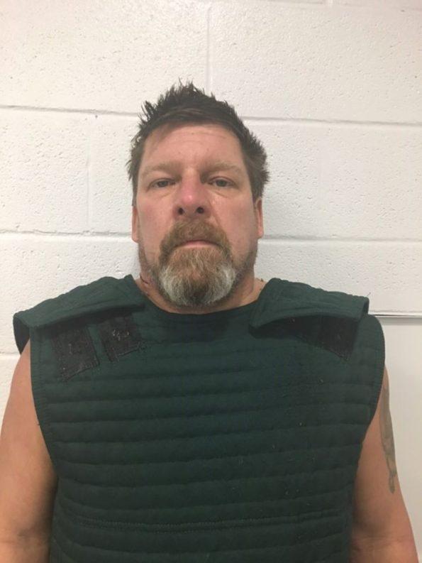 James Ruman, First Degree Murder suspect