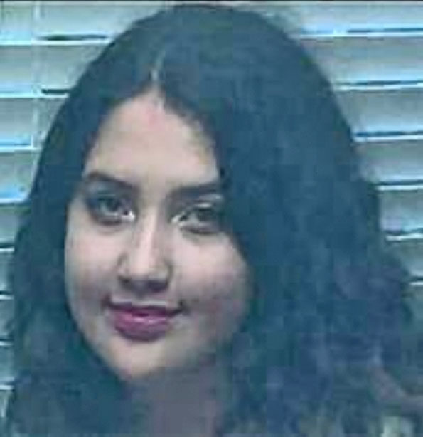 Lissette Rivera, reported missing Arlington Heights