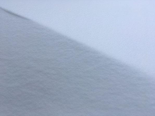 Snow Drift Arlington Heights January 19, 2019