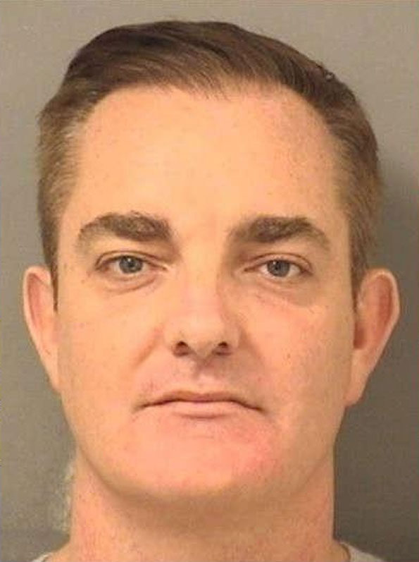 Edward Napleton, Jr. pleads not-guilty to sexual battery