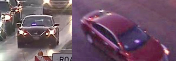 Hit and Run Suspect Vehicle Rogers Park, Little India, West Ridge, Chicago