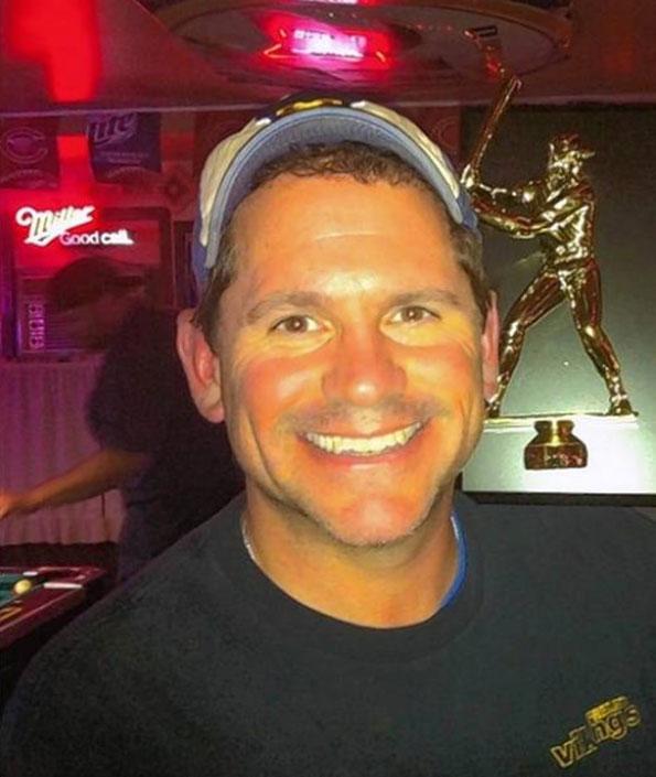 Mark Dahlem, Palatine police officer