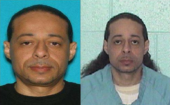 Floyd Brown, shooting suspect in Rockford/US Marshal Task Force warrant service operation