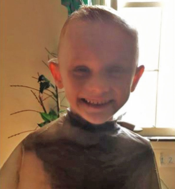 "Andrew ""AJ"" Freund, missing 5-year-old Crystal Lake"