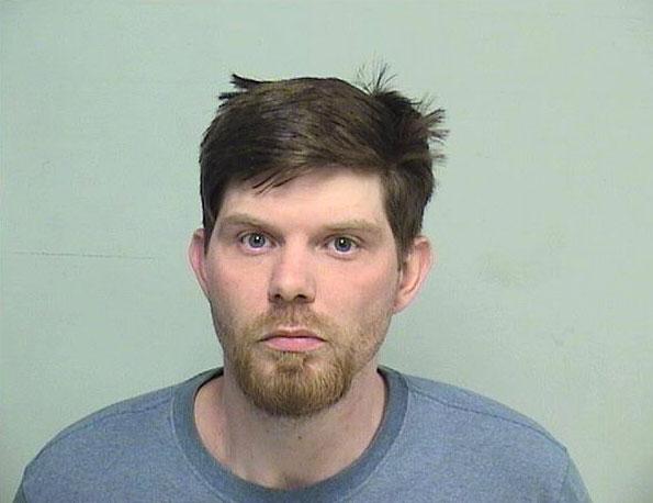 John J. Nolan, arson suspect unincorporated Antioch