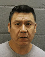 Marco A. Vital Tapia Charged with Aggravated DUI Involving Death (SOURCE: Illinois State Police)