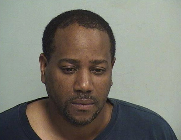 Kennett J. Andrews, Aggravated Discharge of Firearm Suspect, Beach Park