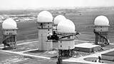 NIKE radar domes in Arlington Heights