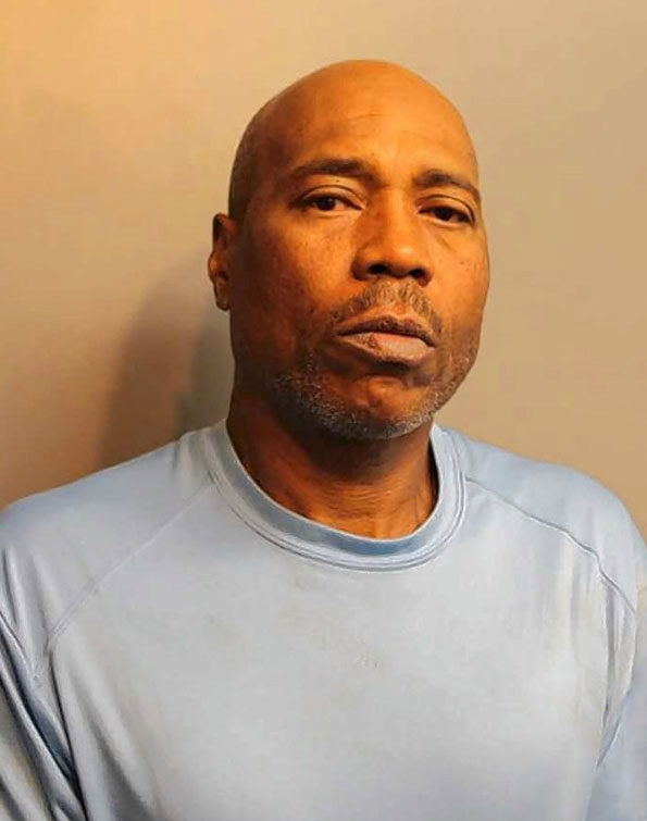 Fred D. Harris, burglary suspect Mount Prospect