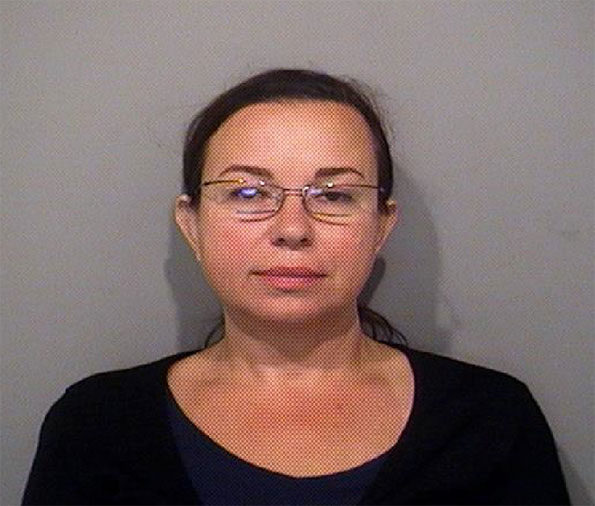 Roksolana Pulley, suspected seller of counterfeit products Buffalo Grove