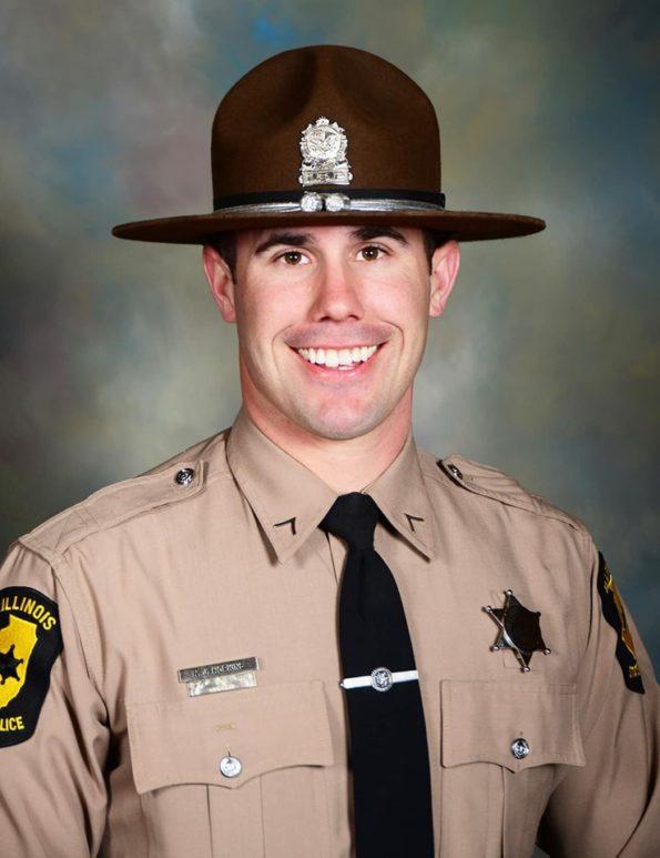 Illinois Trooper Nicholas Hopkins