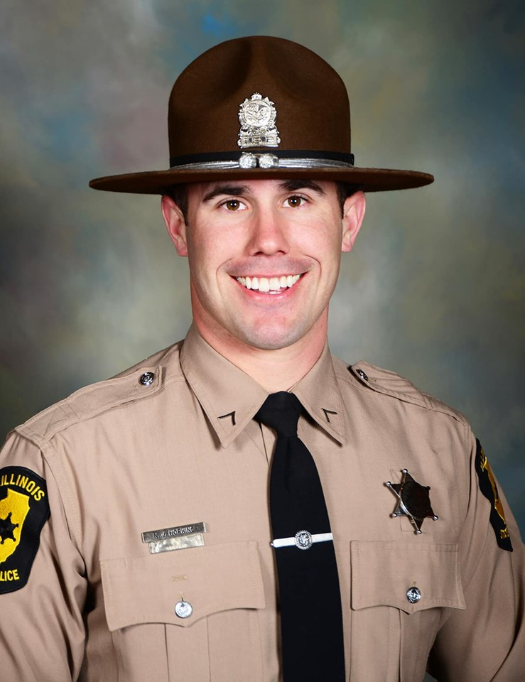 Illinois Trooper Nicholas Hopkins