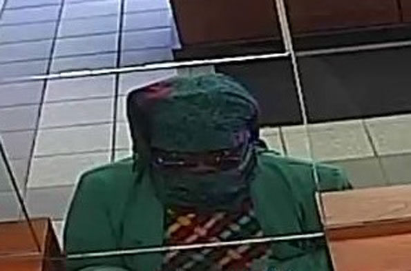 Skokie bank robber Thursday August 15 2019