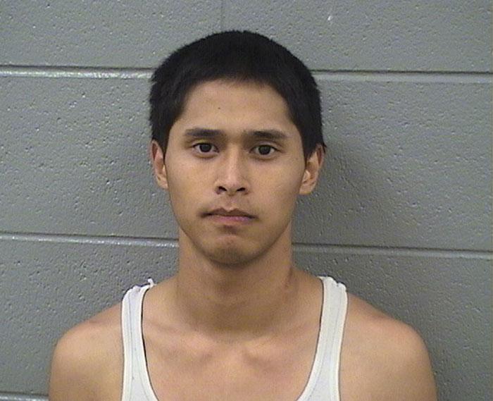 Jonathan Reyes, armed robbery suspect Niles Walmart