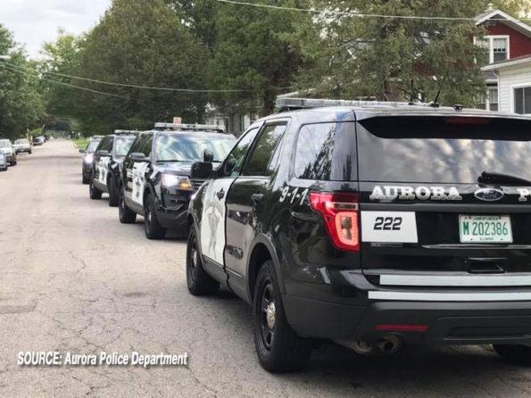 Stabbing on Hinman Street Aurora (SOURCE: Aurora Police Department)