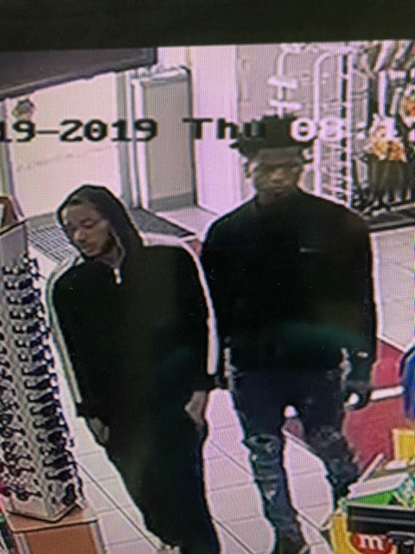 Zion Quick Mart Phillips 66 robbery suspects