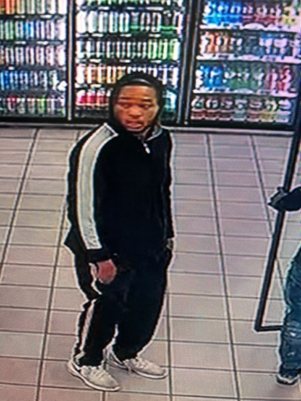 Zion Quick Mart Phillips 66 robbery suspect