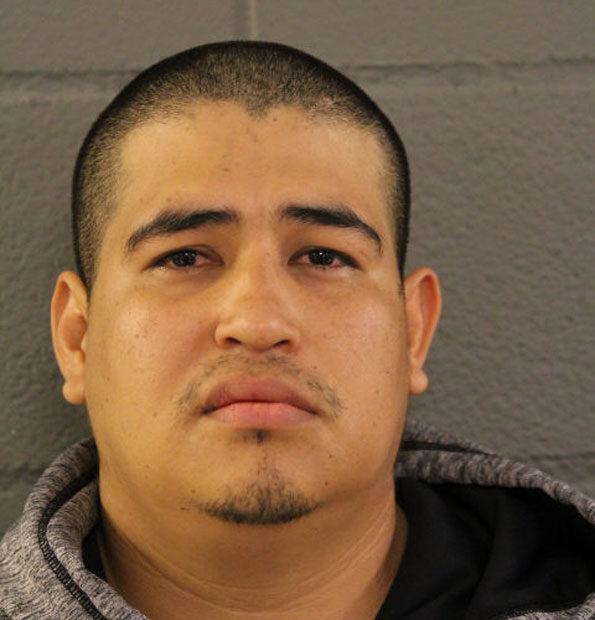 Garcia Rumaldo, domestic aggravated battery suspect Elk Grove Township