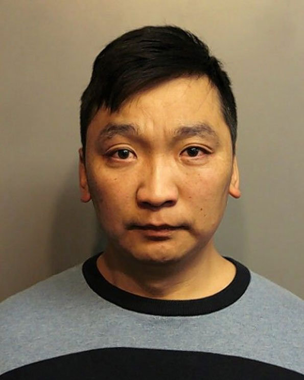 Munkhbat Munkh Erdene, Reckless Homicide and Aggravated DUI suspect in Mount Prospect