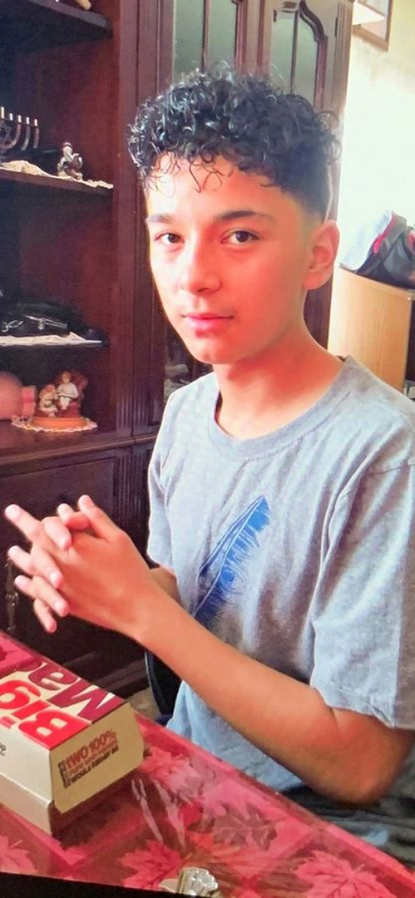 Victor Ponce, missing boy from Arlington Heights