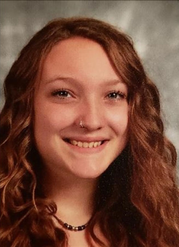 Emma Roberts, missing uninicorporated Antioch, Lake County
