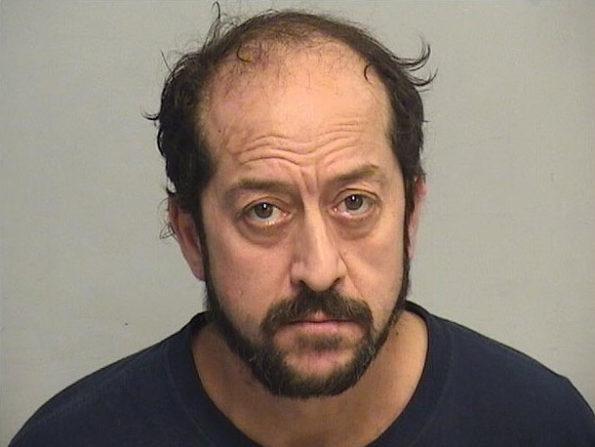 George L. Silva, unlawful possession of a firearm suspect