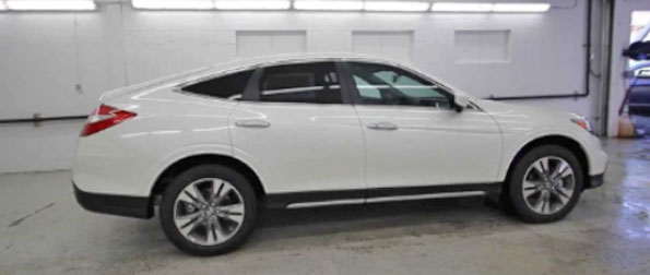 Honda Crosstour 2013 SOURCE: Arlington Heights Police Department