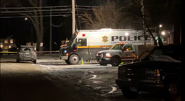 Des Plaines police investigation