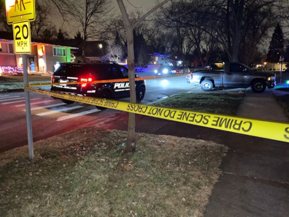 Shooting on Prindle Avenue Arlington Heights