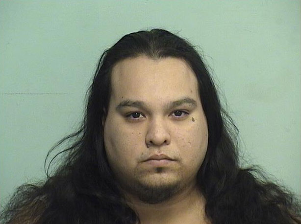 Ruben A. Garcia, suspect in unlawful possession of a controlled substance in Lake County