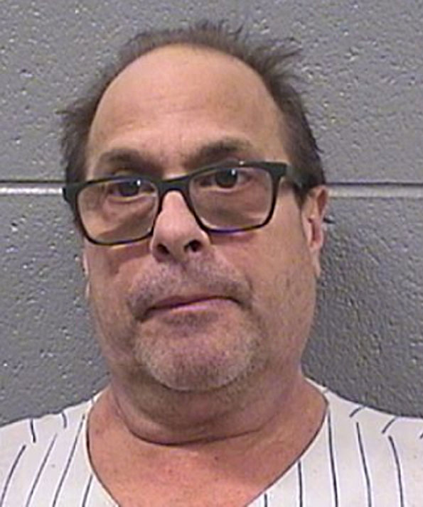 Scott Irsuto pleaded guilty to theft of over $600,000 from Arlington Heights dental office