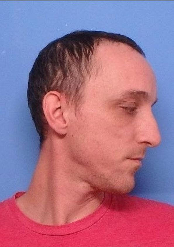 Chad B. Jones, charged First Degree Murder in Waukegan