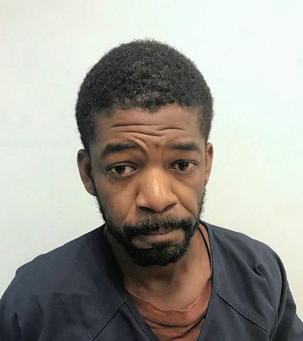 Cortez R. Morrow, 37, of Waukegan (SOURCE: Lake County Sheriff's Office)