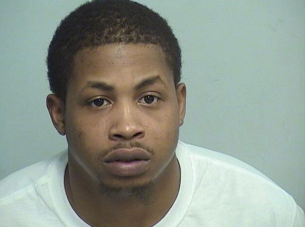 Derrius L. Crenshaw, suspect crack cocaine dealer in unincorporated Spring Grove in Lake County