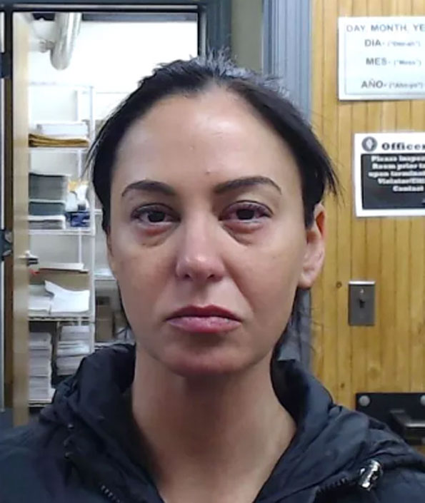 Erin L. ZIlka, Joliet Police Officer charged with DUI and Driving Too Fast for Conditions