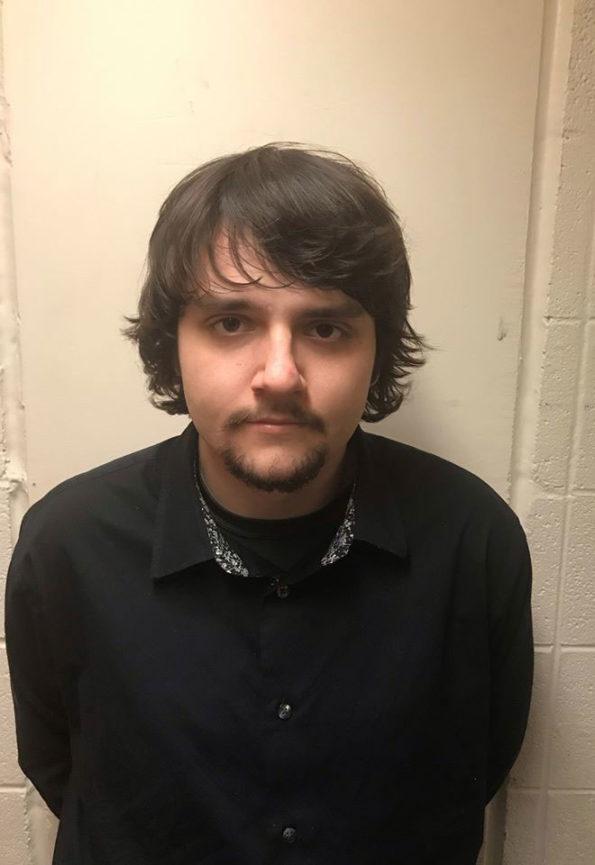 Hunter Grabowski, vehicle burglary suspect