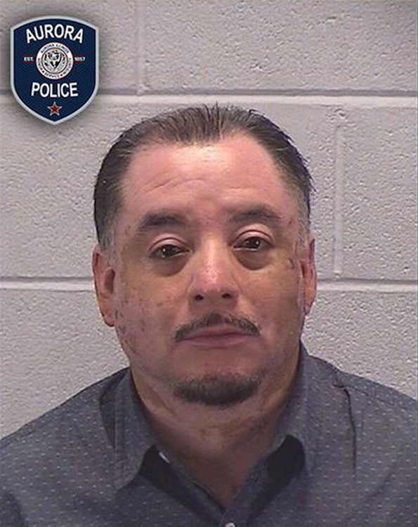 Miguel Reyes, reckless discharge of a firearm suspect