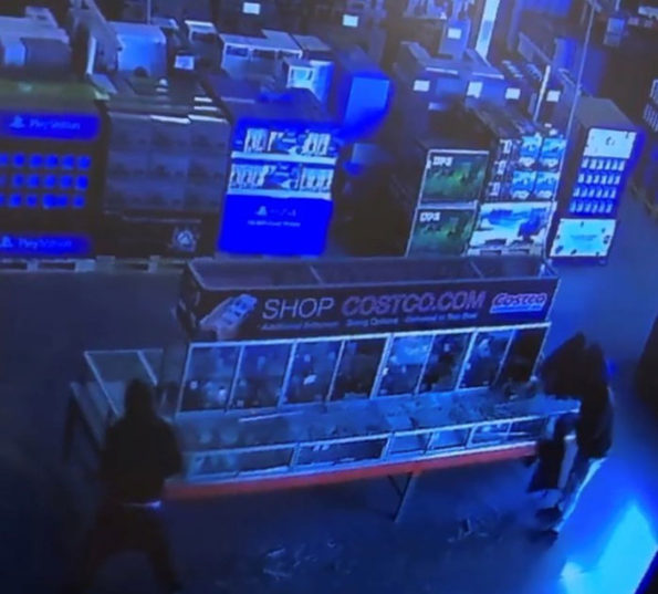 Security image Mettawa Costco (SOURCE: Lake County Sheriff's Office)