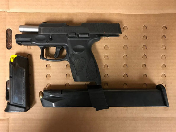 Weapon connected to New York fugitive apprehended in Waukegan by Lake County Sheriff's Warrants Team