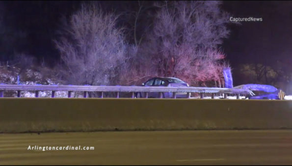 Arlington Toyota Il >> Identity Released of Victim Killed Crossing on I-290 After Vehicle Crash Over Guardrail Near ...