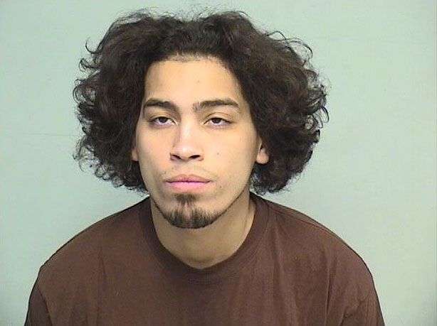 Juan A. Colon, unlawful restraint and aggravated battery suspect