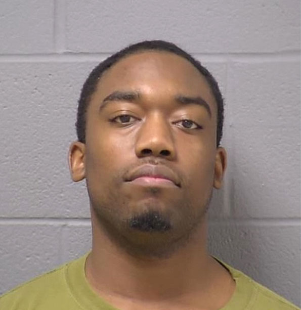 Malcolm J. Brown, suspect possession of a machine gun, drugs in Lake County (SOURCE: Lake County Sheriff's Office)