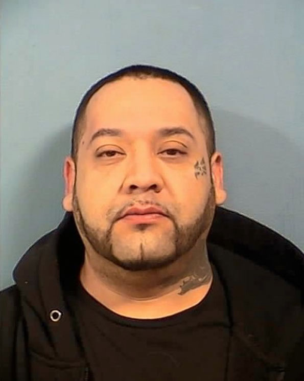 Ricardo Favela, suspect delivery of a controlled substance (DuPage County Sheriff's Office)