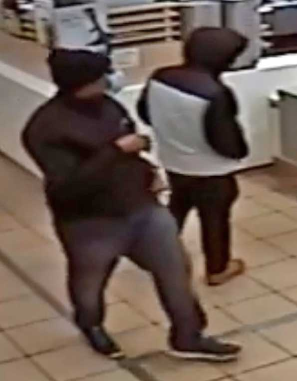 Both suspects in armed robbery at Zion McDonalds