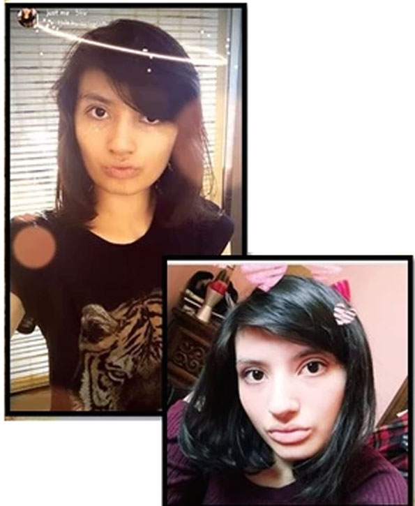Andjela Katarina Lazic, missing female teen Vernon Hills (SOURCE: Vernon Hills Police Department)