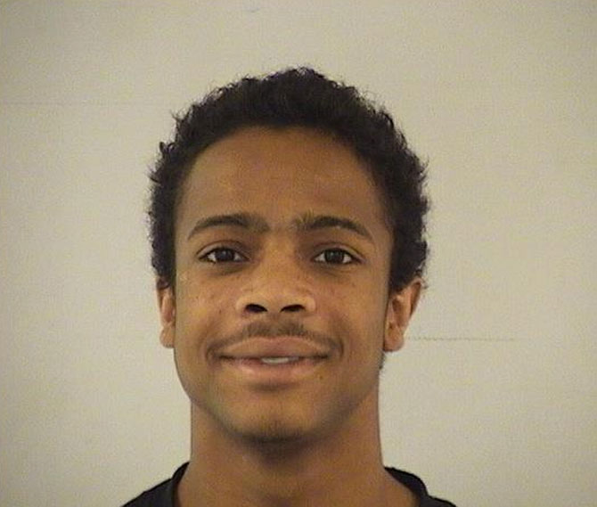 Demarcus Griffin, aggravated discharge of a firearm suspect (SOURCE: Lake County Sheriff's Office)