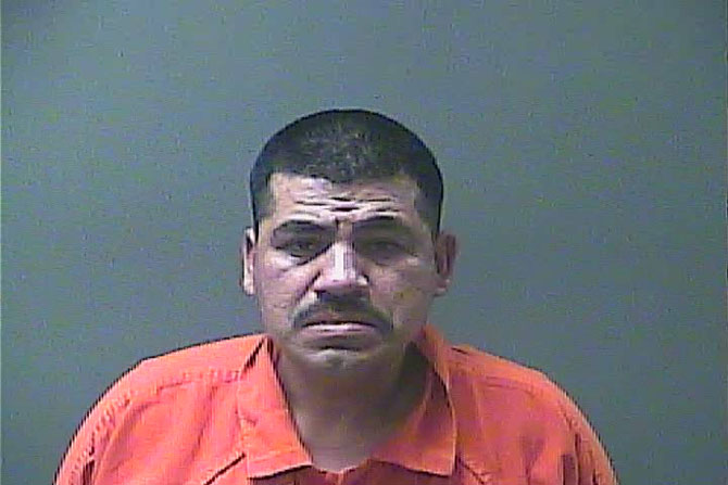 Jose Fermin Zavala-Hernandez (SOURCE: La Porte County Sheriff's Office Indiana)