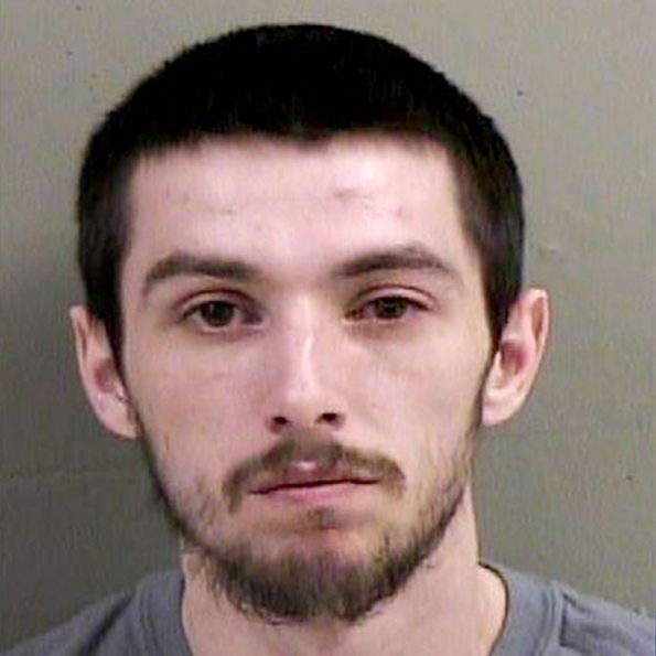 Matthew Rupert, civil disorder, rioting and possession of destructive device  suspect