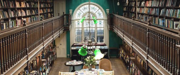 Daunt Books Marylebone shop